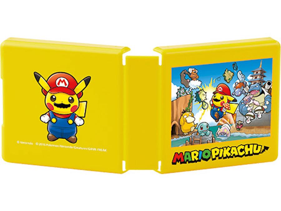 Lunchera de Mario Pikachu