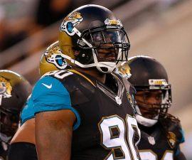 Malik Jackson Jaguars