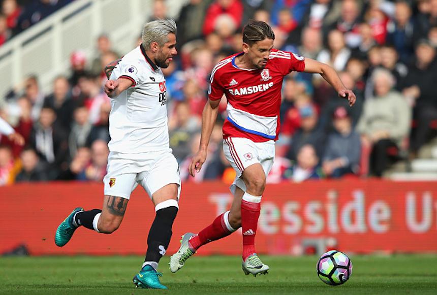 Middlesbrough v Watford - Premier League