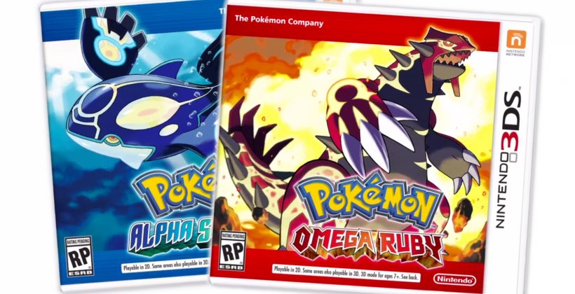 Pokémon Alpha/Omega
