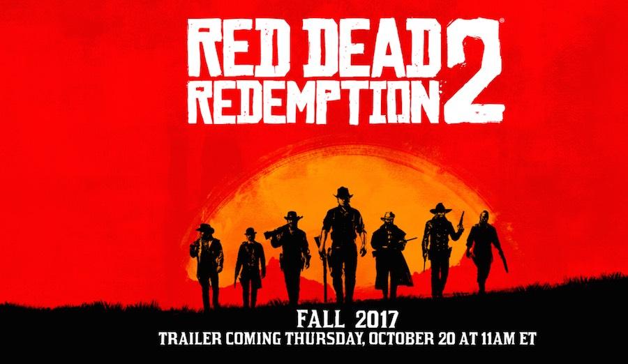 Anuncio oficial de Red Dead Redemption