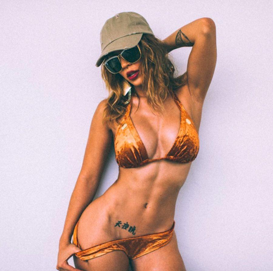 Tianna Gregory - Bikini Dorado