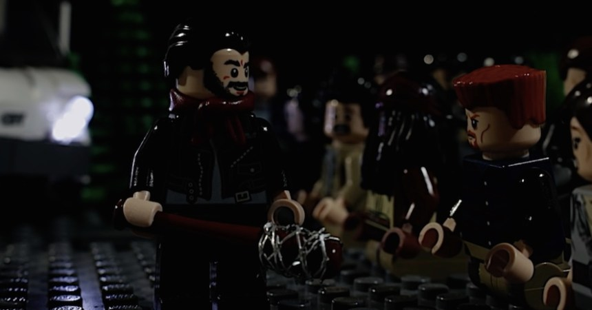 The Walking Dead LEGO