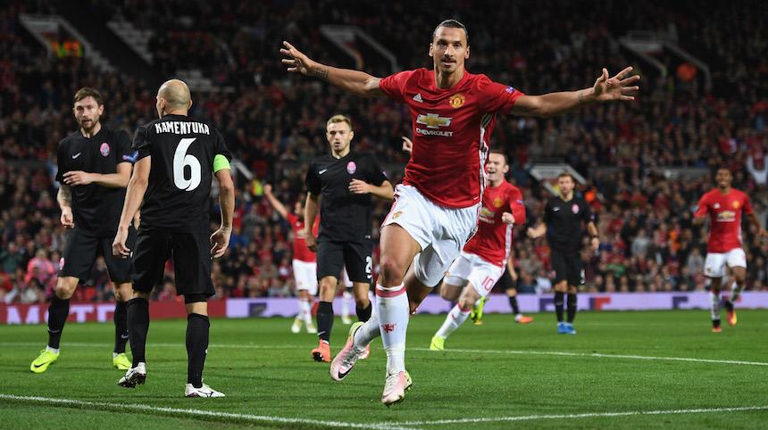 Zlatan Ibrahimovic es un excelente jugador a nivel de clubes