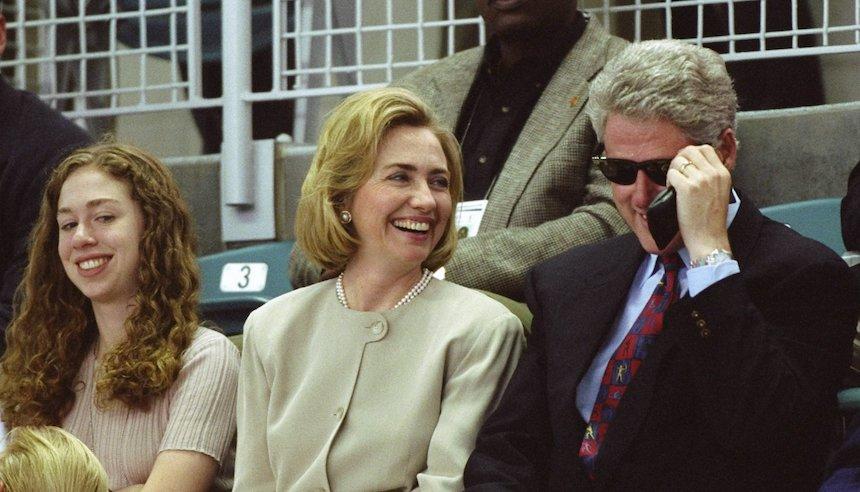 Clinton ganó las elecciones en 1996