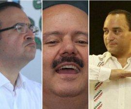 El exgobernador de Quintana Roo, Roberto Borge, regaló terrenos a sus amigos y familiares