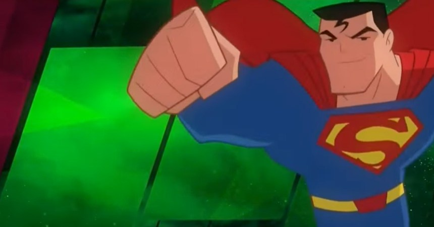 Justice League Action Intro