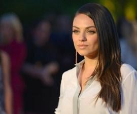 Mila Kunis denuncia sexismo en Hollywood