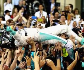 Nico Rosberg campeón