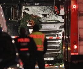 Atentado Camion Berlin