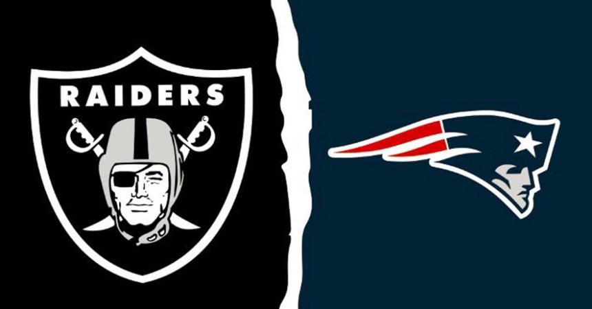 Raiders vs Patriotas Mexico 2017
