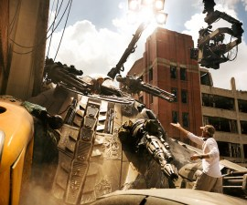 Trailer Transformers 5 El ultimo Caballero