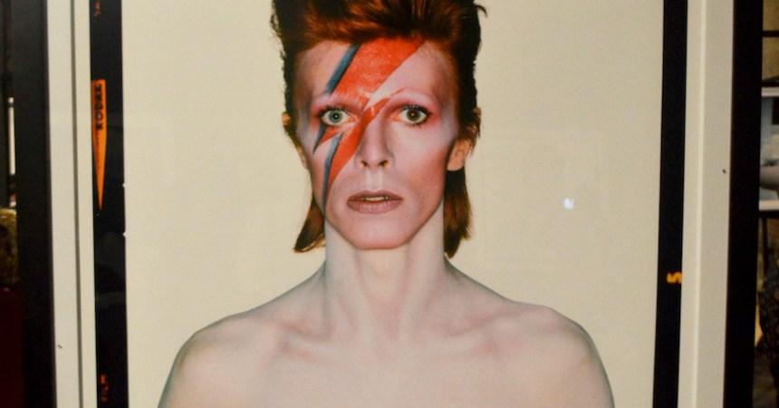 Portada Bowie