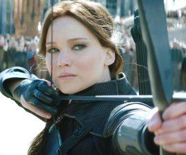Hunger Games - Jennifer Lawrence