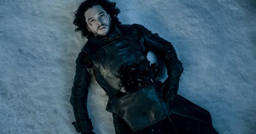 La muerte de Jon Snow
