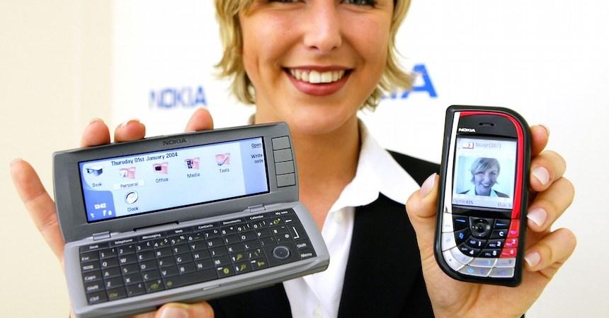 Nokia viejo