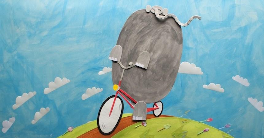 La bicicleta del elefante