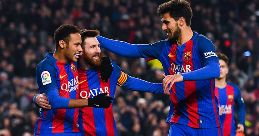 Barcelona v Real Sociedad - Copa Del Rey Quarter-final: Second Leg