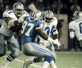 Detroit Lions 1992
