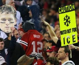 Fans del Super Bowl LI