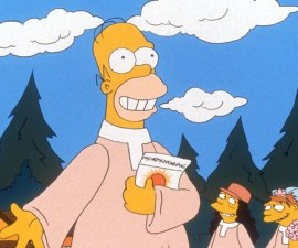 Homero en una secta