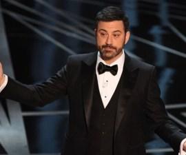 Jimmy Kimmel en la entrega del Oscar