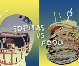 Sopitas vs Food Super Bowl LI
