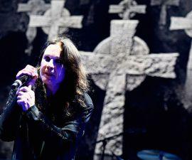 Black Sabbath ofrece el último concierto de su historia.
