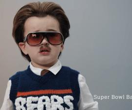 Comercial de bebes de la NFL