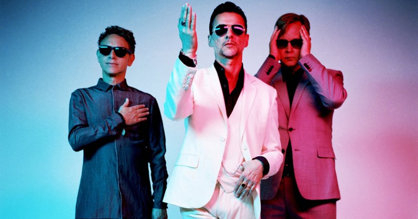 Depeche Mode en Mexico