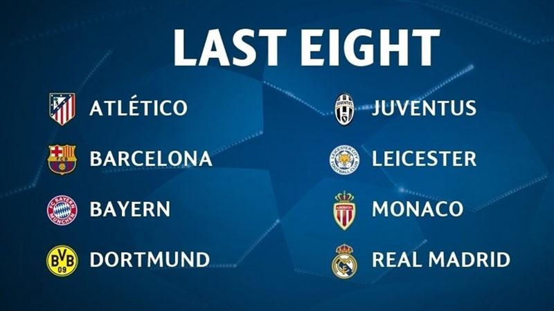 Todo lo que necesitas saber sobre el sorteo de la for Champions cuartos de final