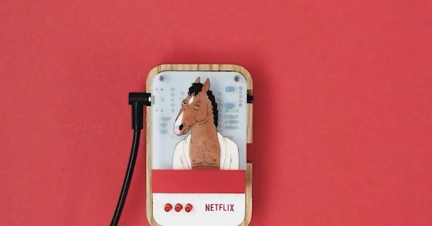 Netflix - Entrenador personal