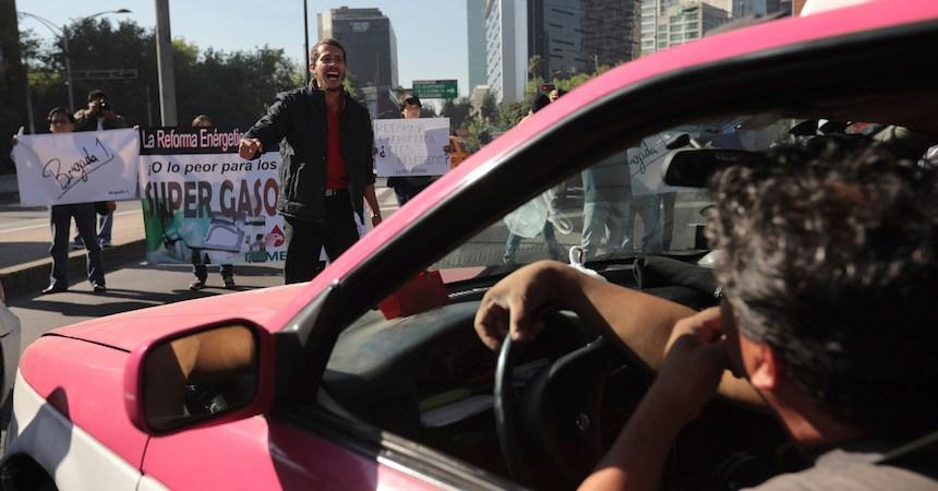Crecen los robos en la Ciudad de México