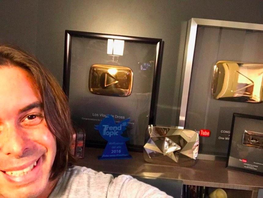 Dross Rotzank - YouTuber