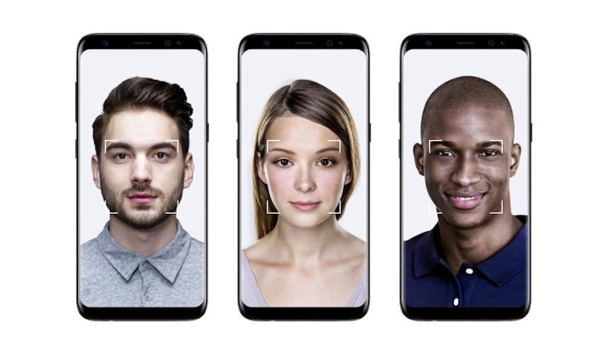 Galaxy S8 seguridad