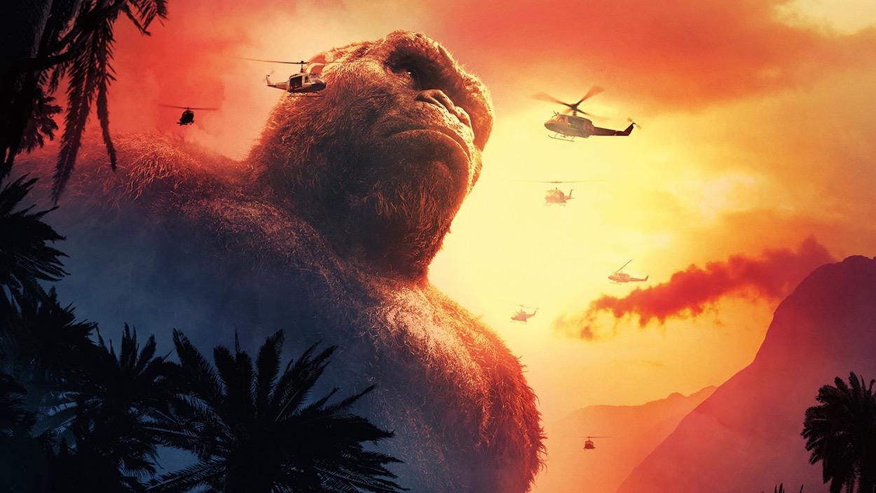 Resultado de imagen para Kong: La Isla Calavera