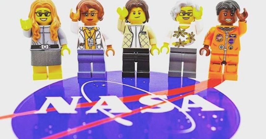 LEGO - Mujeres de la NASA