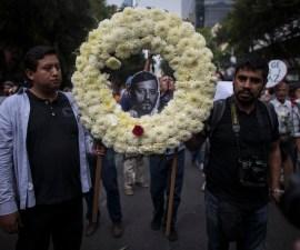 Rubén Espinosa, periodista asesinado en el caso Narvarte