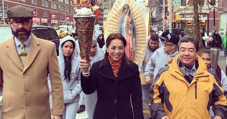 Josefina Vázquez Mota, candidata a la gubernatura del Estado de México