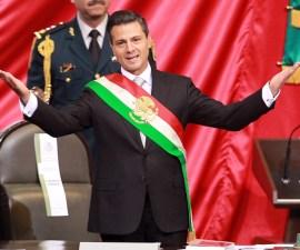 Enrique Pena Nieto crisis mexico