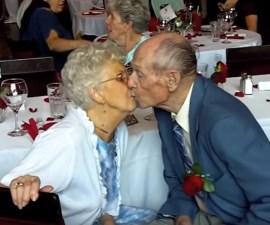 Matrimonio de 75 años