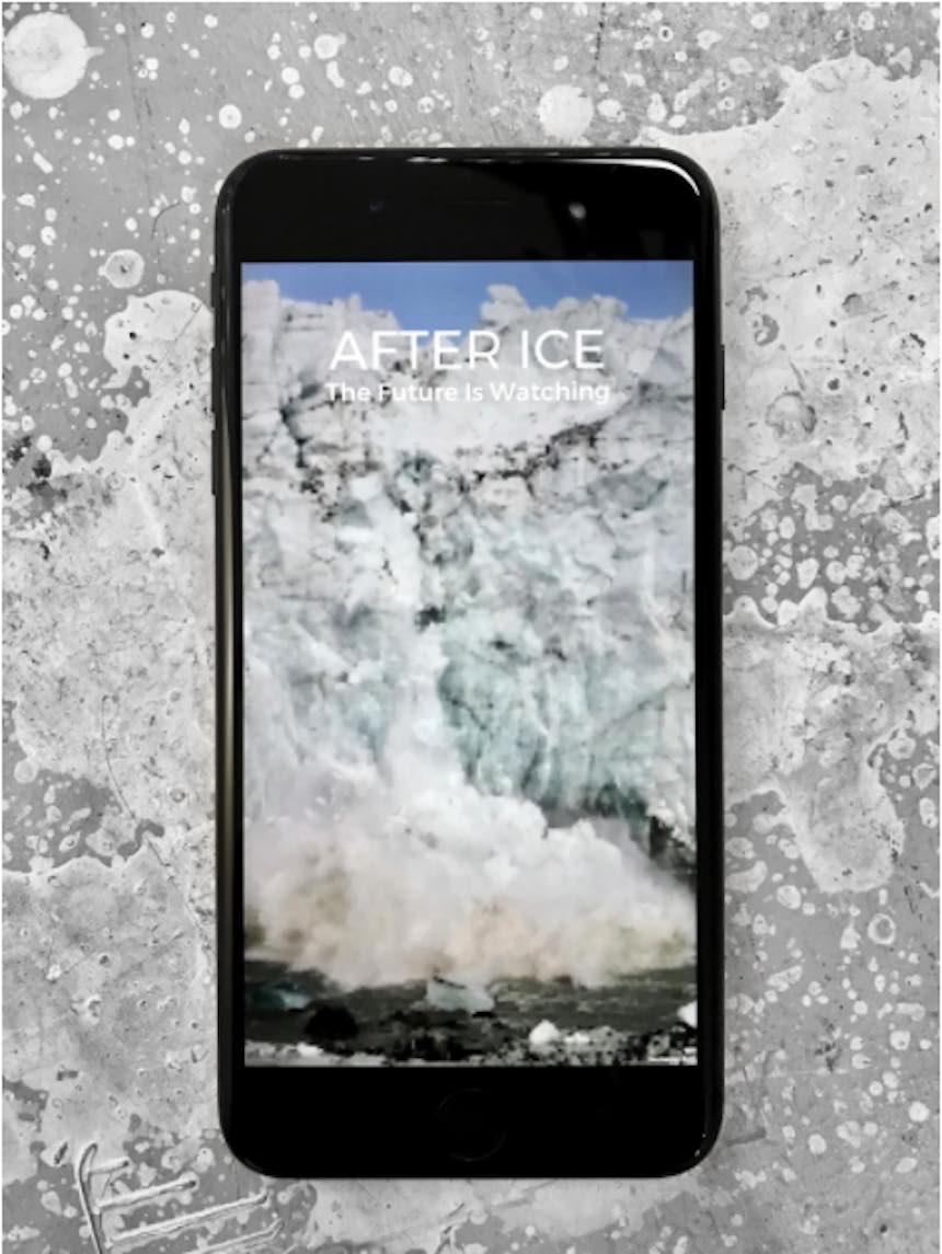 After Ice - App del hielo global