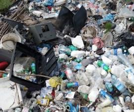 Montón de basura