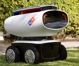 Robot de Domino's Pizza