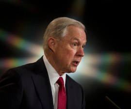 Jeff Sessions, fiscal general de Estados Unidos