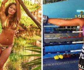 Mia Kang - La modelo kickboxer