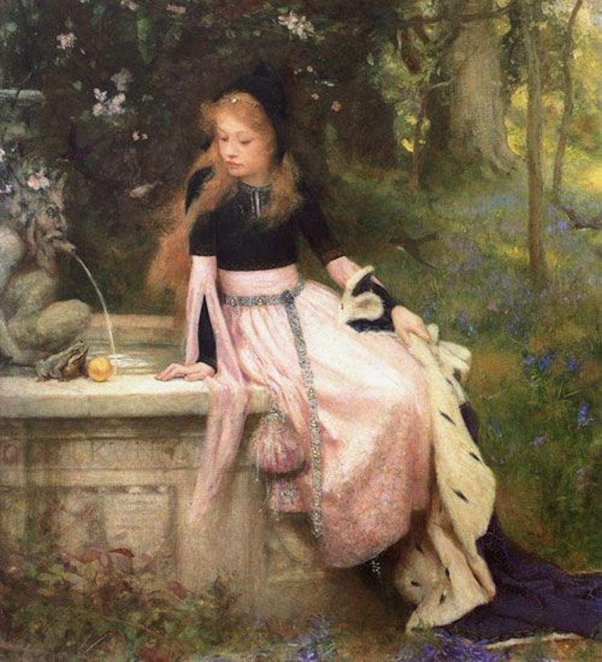 Cuentos - La Princesa y el Sapo