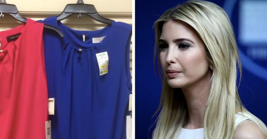 Ivanka Trump y su marca de ropa