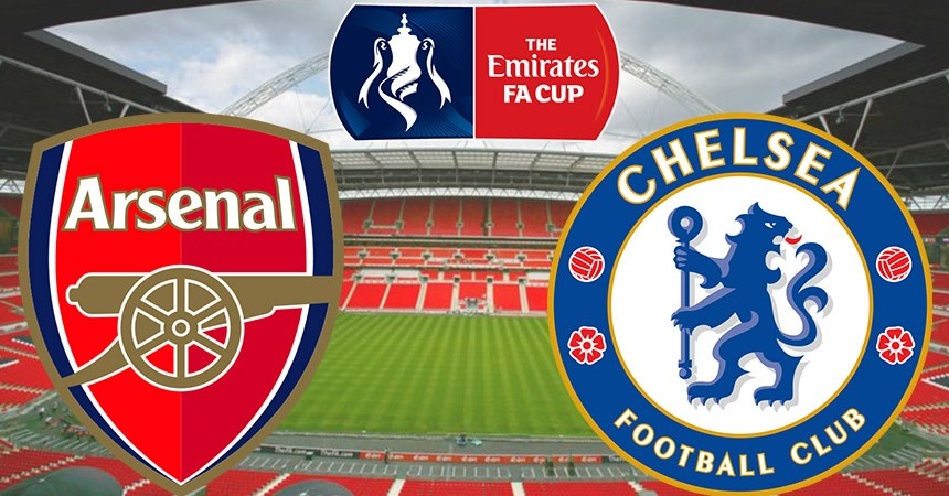 Arsenal vs Chelsea FA Cup