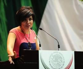 La panista Claudia Sánchez Juárez busca prohibir tatuajes